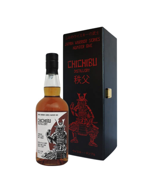 Chichibu Distillery Japan Warrior Series Number One