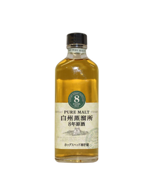 Suntory Hakushu Pure Malt 8 Year Old