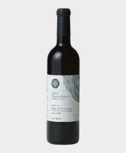 Izutsu Winery Muscat Bailey A Nagano 2015