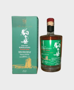 Mars Komagatake Hojo Selection 2018 Tsunuki Aging Single Malt Whisky