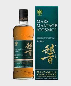 Mars Maltage manzanilla cask