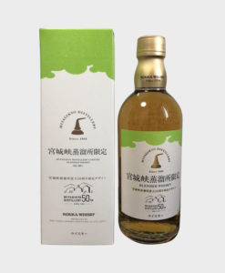 Nikka Miyagikyo Distillery Limited Blended 50TH