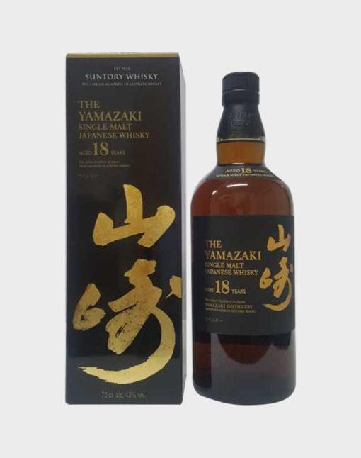 Suntory Yamazaki 18 Year Old – 2019 Release