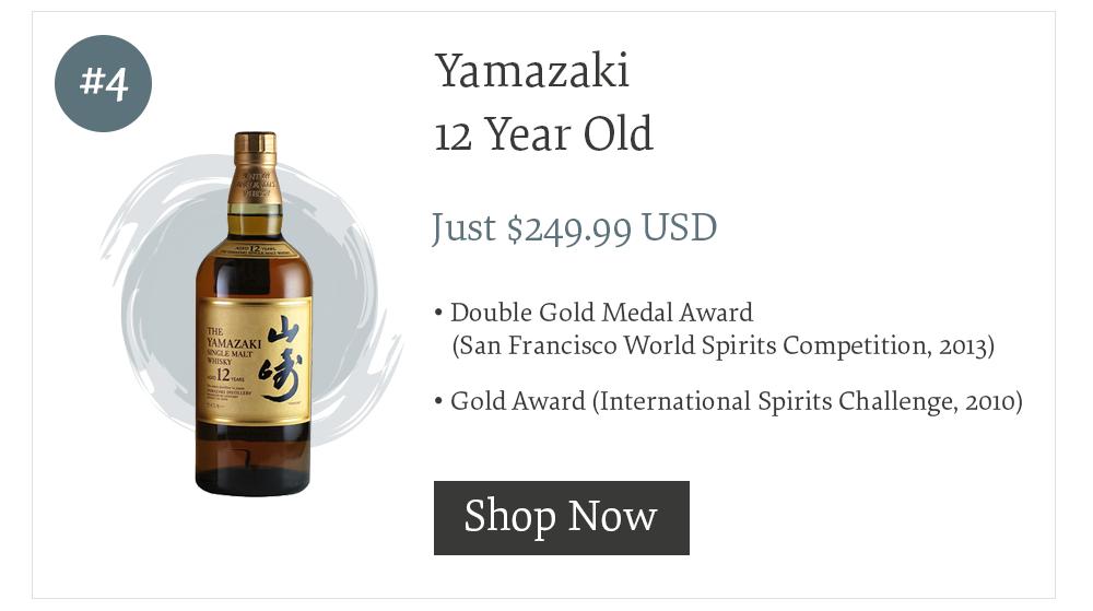 #4 Yamazaki 12 Year Old