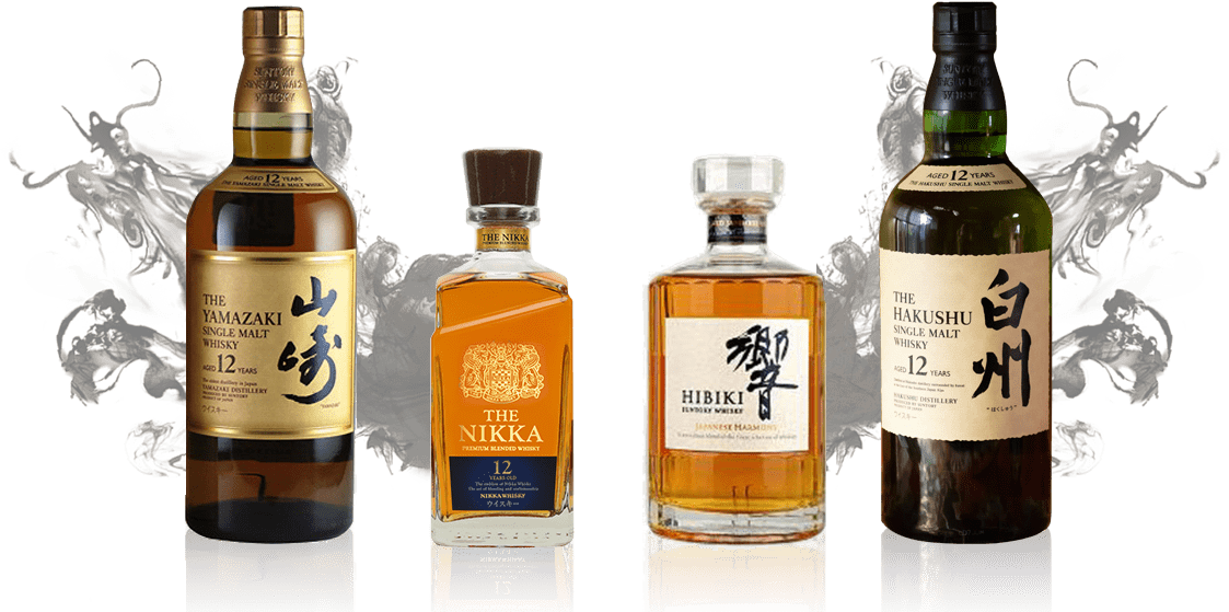 Store-Japanese Whisky