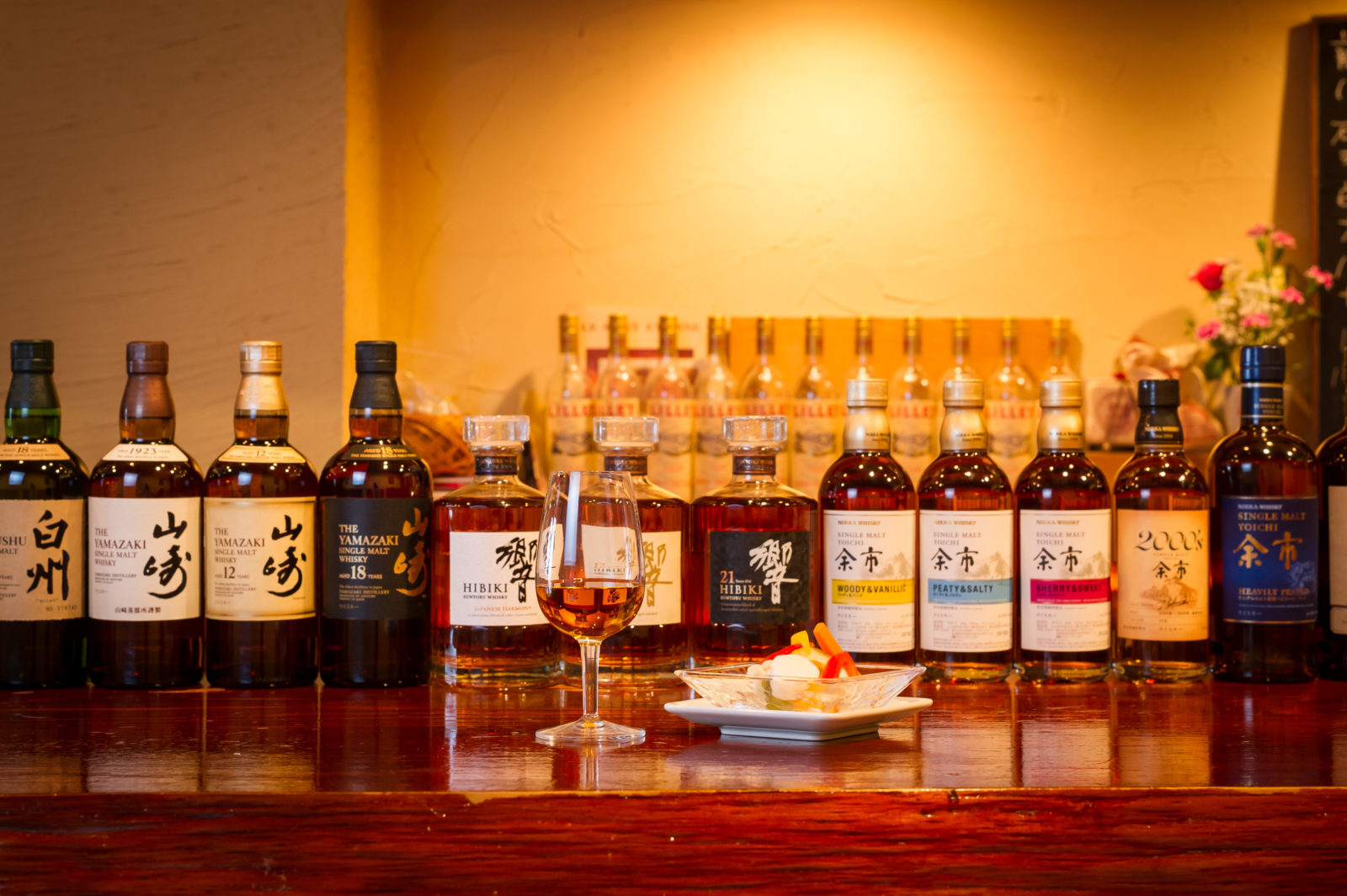 The 10 Best-Selling Japanese Whiskies Of 2019