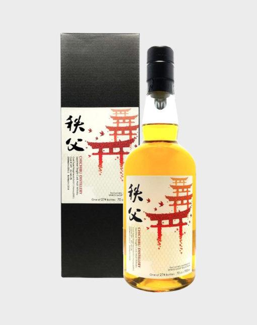 Chichibu 2012 #1691 Spirits Shop Selection