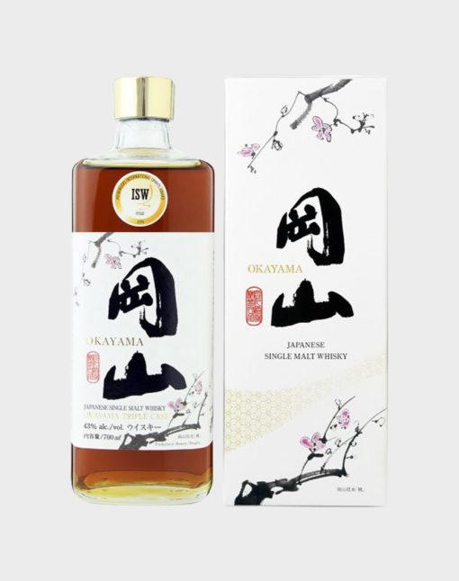 Okayama Triple Cask Single Malt Whisky