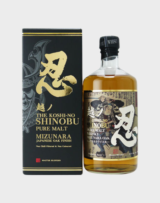 "The Koshi-No ""Shinobu""Pure Malt Whisky"