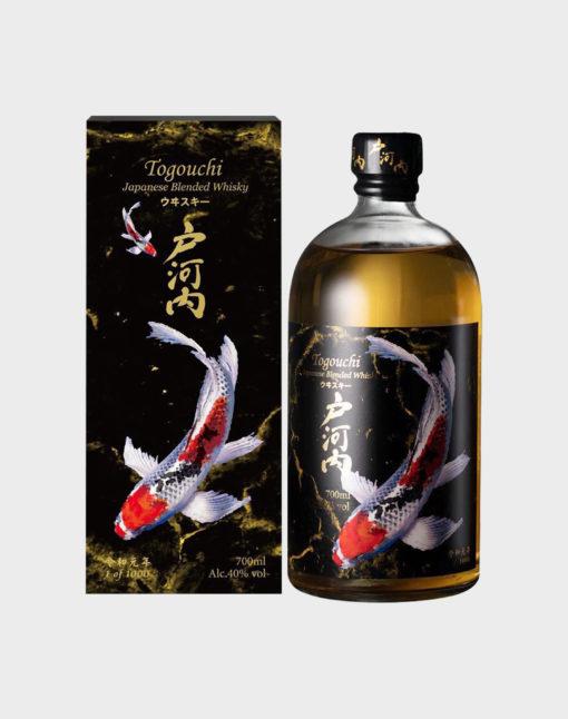 Togouchi Nishikigoi (2 bottle Set) (3)