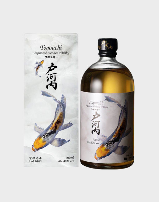 Togouchi Nishikigoi (2 bottle Set) (4)