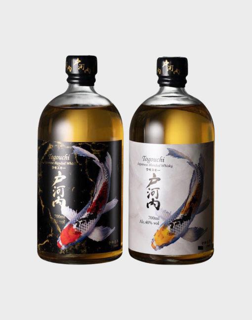 Togouchi Nishikigoi (2 bottle Set) (5)