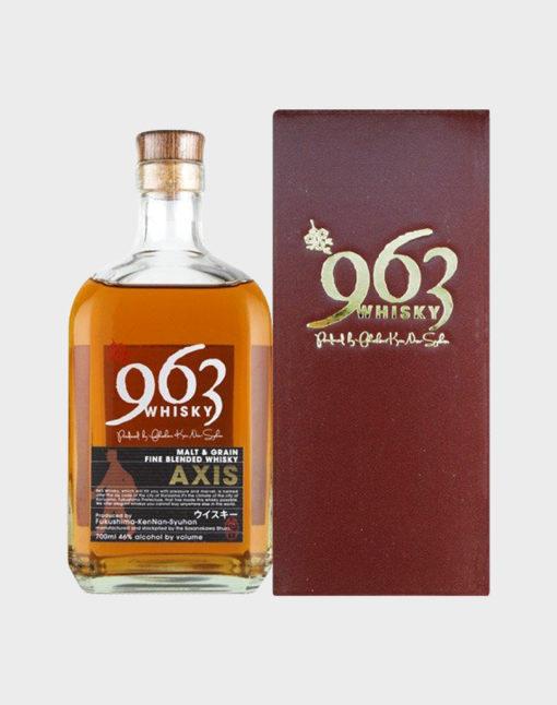 Yamazakura 963 Axis Blended Whisky