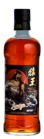 Mars Whisky X Lamigo Monkey King