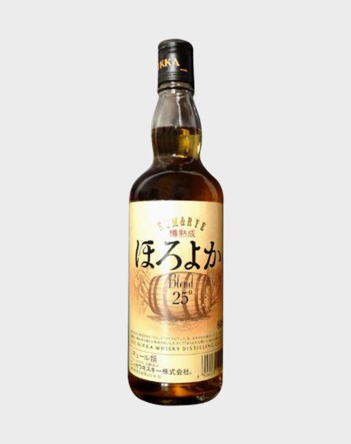 Nikka Rum & Rye Horoyoka Blend 25