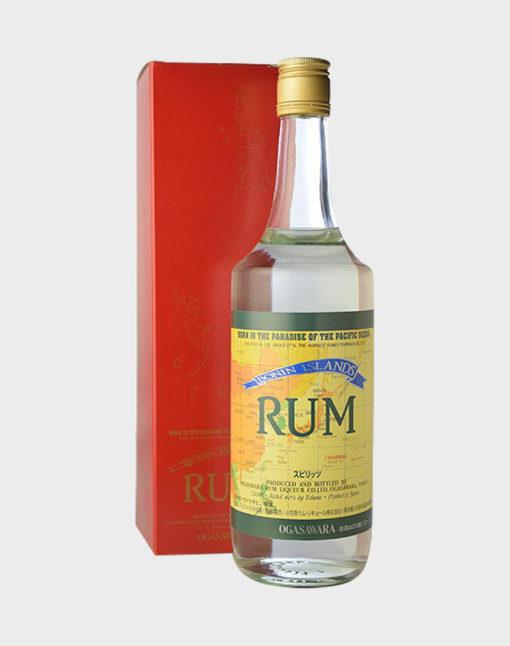 Ogasawara Bonin Island Rum