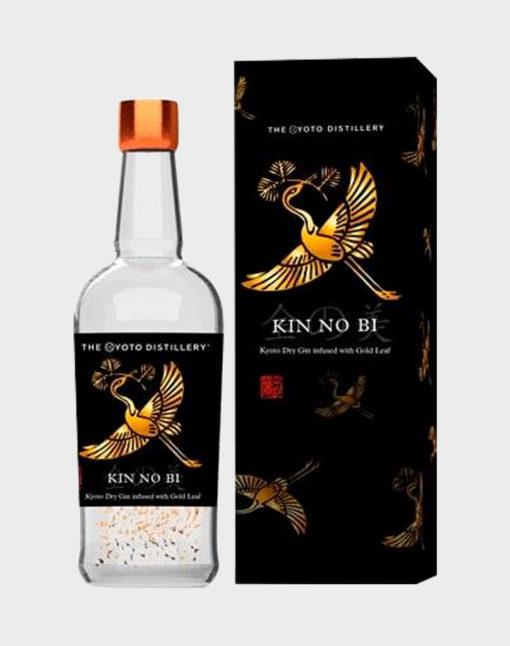 Kyoto Ki No Bi Dry Gin Gold Label