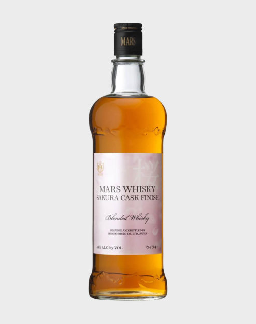 Mars Whisky Sakura Cask Finish