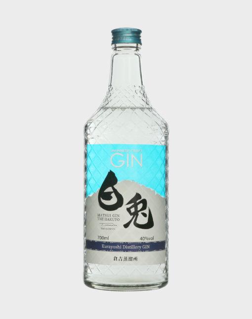 Matsui Hakuto Gin