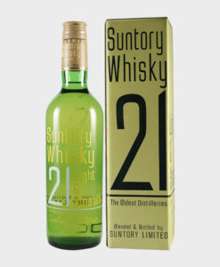 Suntory Whisky 21 Light & Smooth