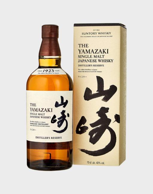 Suntory Yamazaki Distiller's Reserve - 2019 Release