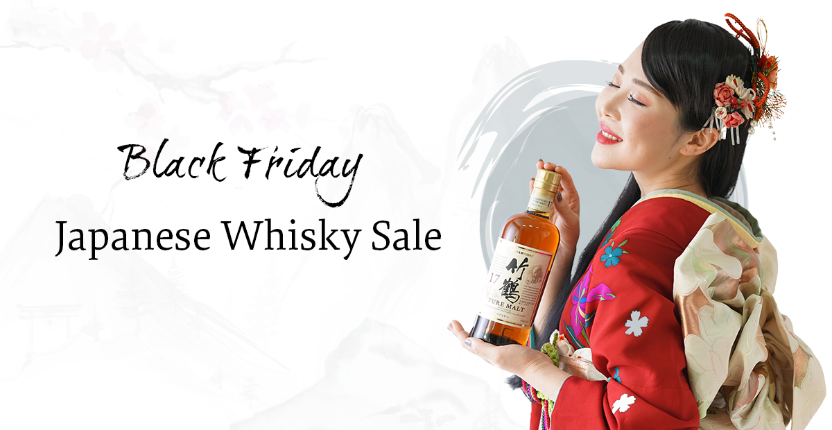 Black Friday Japanese Whisky