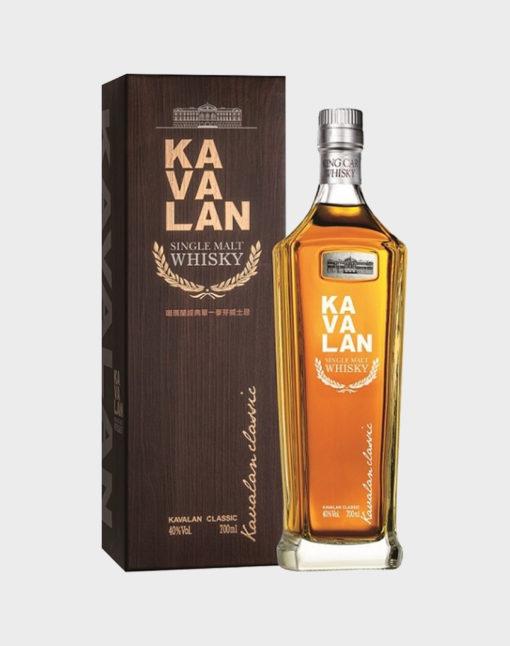 "Kavalan ""Classic"" Single Malt Whisky"