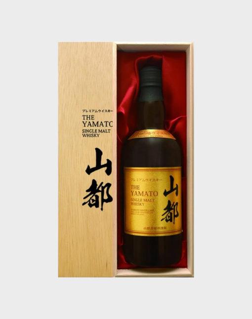 The Yamato Single Malt Whisky