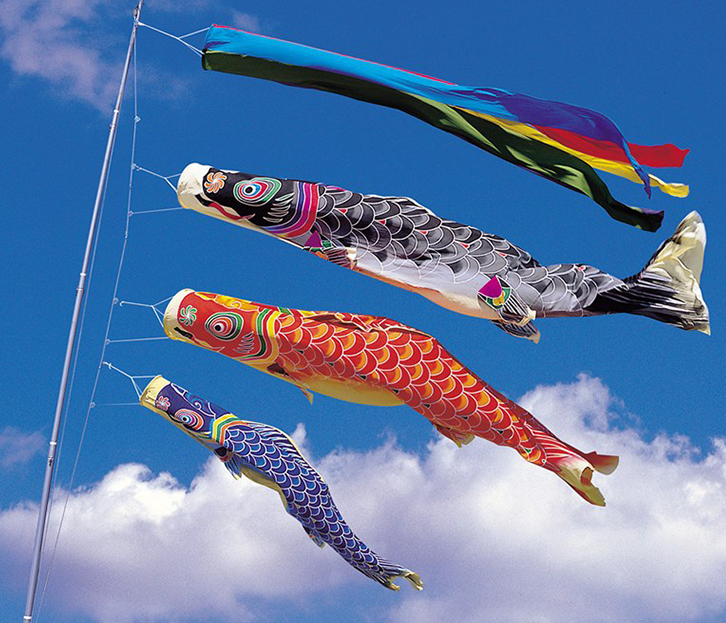 Karuizawa Koinobori Collection