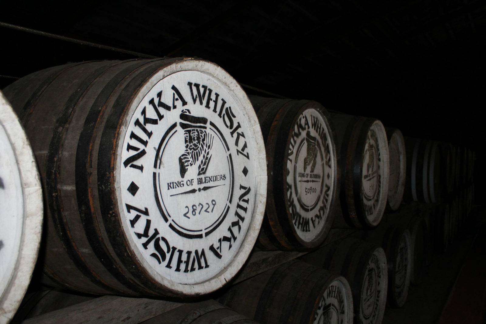 Nikka To Discontinue Taketsuru Pure Malt Range