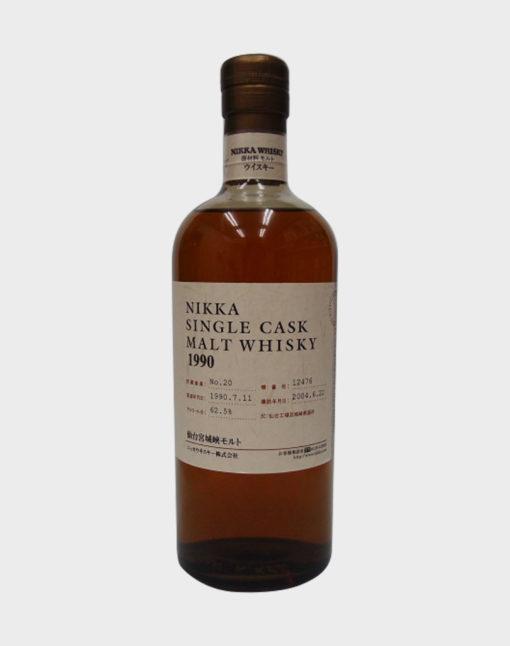 Nikka Single Cask Malt Whisky