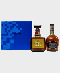 Suntory Royal SR & Reserve Gift Set