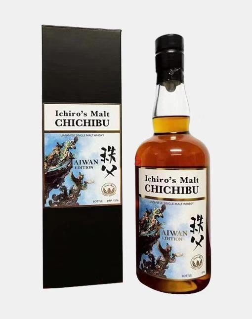 Ichiro's Malt Chichibu Taiwan Edition