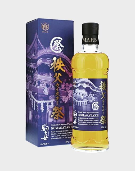 Mars Komagatake Single Cask #2503 - Chichibu Matsuri Whisky Festival 2020