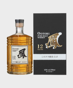 Ootori Pure Malt 12 Years Old Mizunara Finish