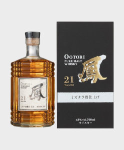 Ootori Pure Malt 21 Years Old Mizunara Finish