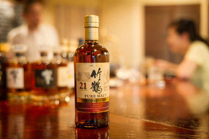 Japanese Whisky Growth