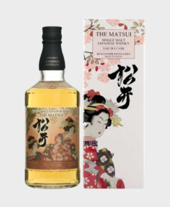 The Matsui 'Sakura Cask' Single Malt