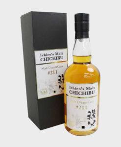 Ichiro's Malt Chichibu Dream Cask# 211