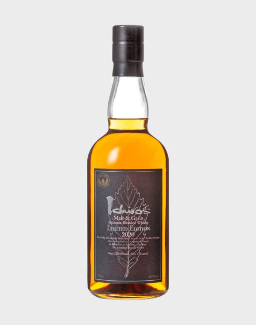 Ichiro's Malt & Grain Japanese Blended Whisky Limited Edition 2020 (Pre-Order)
