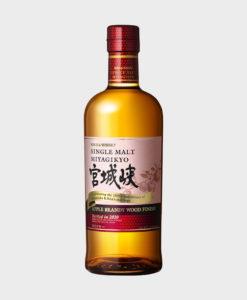 Nikka Miyagikyo Apple Brandy Wood Finish