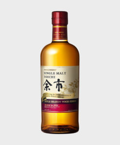 Nikka Yoichi Apple Brandy Wood Finish