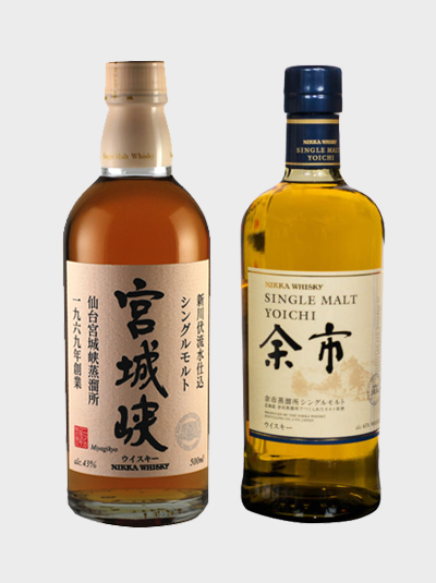 Nikka Whisky Intro