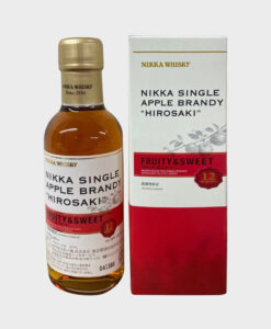 Apple Brandy Hirosaki 12 Year Old Fruity & Sweet - 180ml