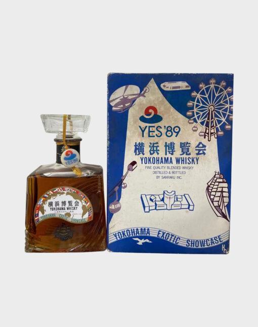 Sanraku YES'89 Yokohama Whisky