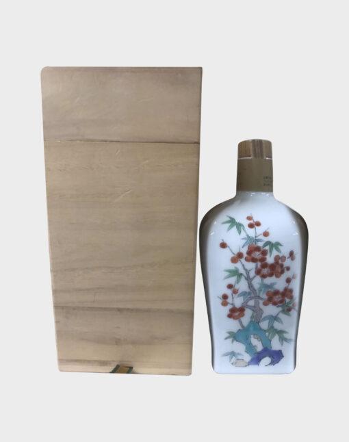 Suntory Arita Ceramic with Wooden Box