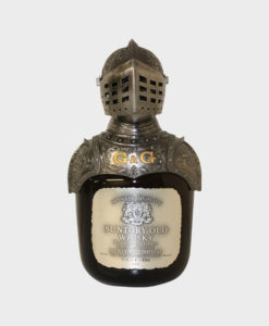 Suntory Old Whisky with G & G Armor Helmet