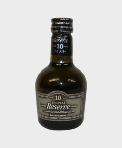 Suntory Special Reserve Aged 10 Years Old (miniature)