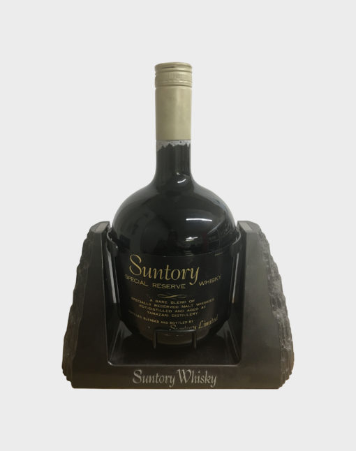 Suntory Special Reserve Whisky with Bottle Stand 4000ml