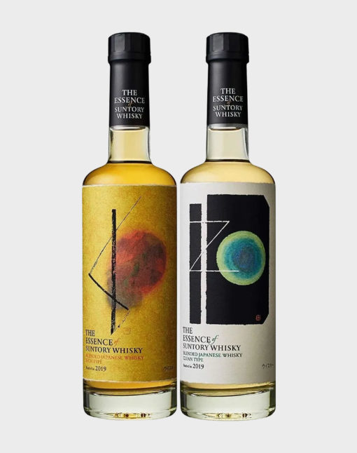 The Essence of Suntory Whisky Set 3rd Release